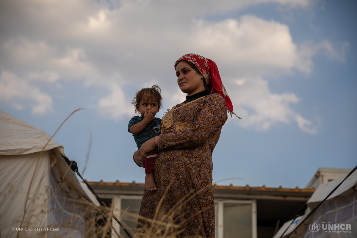 Press Release: Refugee arrivals to Iraq